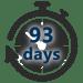 93 days Icon